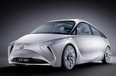 La Toyota FT:Bh hybride concept, une attraction à Genève