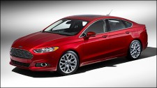 Ford Fusion 2013 : 5 mécaniques triées sur le volet