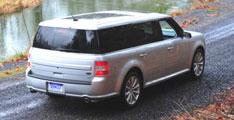 Ford Flex 2013: Un avenir incertain