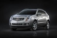 Cadillac SRX 2013 :
