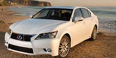 Lexus GS 2013 : encore marginale