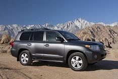 Toyota Land Cruiser 2013 : toujours un franchisseur de première