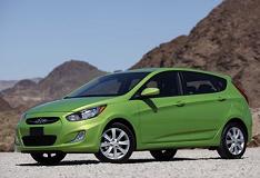 Hyundai Accent 2013 : une belle petite voiture pour le prix