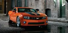Chevrolet Camaro 2013 : plus de puissance et plus de raffinement