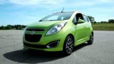 Chevrolet Spark 2013 : la reine de la ville