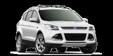 Ford Escape 2013 : 6L/100 km