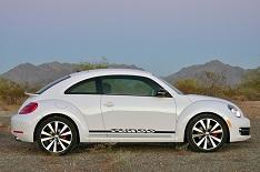 Volkswagen Beetle Turbo 2013 : l'œstrogène fait place à la testostérone !