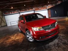Dodge Jouney 2013 : Le nouveau chouchou du groupe Chrysler/Fiat