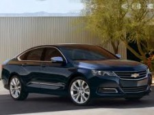 Chevrolet Impala 2014 : viser haut et loin