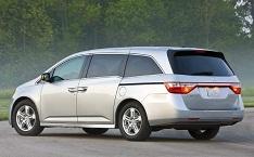 Honda Odyssey 2013 : à quand la boîte de vitesses à 6 rapports de série ?
