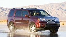 Honda Pilot 2013 : une refonte imminente