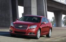 Chevrolet Malibu Turbo 2013 : une nouvelle formule gagnante