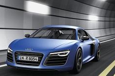Audi R8 V10 Plus 2014 : aussi belle mais plus puissante