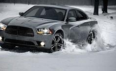 Dodge Charger AWD Sport 2013 : une berline américaine équipée pour l'hiver