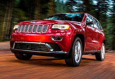 Jeep Grand Cherokee 2014 : un V6 Diesel enfin