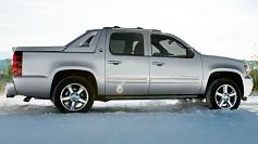 Chevrolet Avalanche 2013 : le chant du cygne
