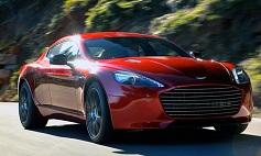 Aston Martin Rapide S 2014 : plus puissante, plus rapide et plus… écoénergétique