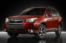 Subaru Forester 2014 : meilleur choix sécurité