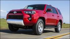 Toyota 4Runner 2014: Un vétéran