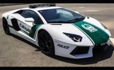 Dubaï : des policiers en voitures de luxe
