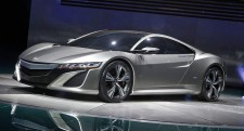 Acura NSX 2014 : Une sportive hybride