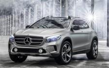 Mercedes:Benz Classe GLA 2014 : la lettre A gagne en popularité