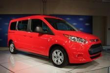 Nissan NV200 et Ford Transit Connect 2014 : Match comparatif