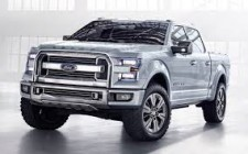 Ford F:150 2015 : Ford lève enfin le voile