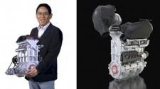 Nissan : un moteur de 400 chevaux qui ne pèse que 88 livres