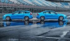 Volvo S60 et V60 Polestar : les reines du pôle Nord