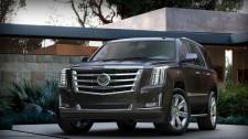 Cadillac Escalade 2015 : bientôt sur le marché