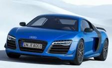 Audi R8 LMX: après les sabres laser, les phares au laser