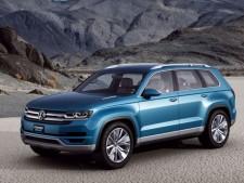 Volkswagen : un nouveau VUS pour l'Amérique du Nord