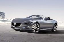 Mazda MX:5 2016 : de nouvelles images