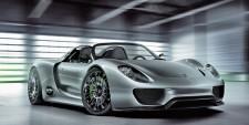 Porsche 918 Spyder : un second rappel
