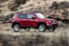 Jeep Renegade 2015 : quand un Jeep passe au compacteur