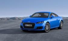 Audi TT 2016 : pas de diésel pour le Canada
