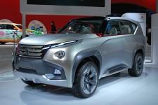 Mitsubishi Montero 2016 : une version hybride!