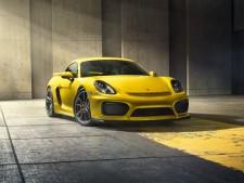 Porsche Cayman GT4 2015 : de l'usine à la piste
