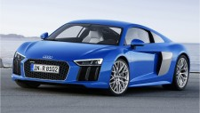 Audi R8 2016 : Bonjour l'avenir!