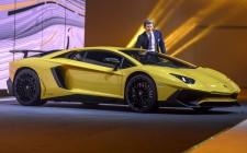 Lamborghini Aventador LP:750 SV : le retour de la bête