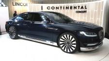 Lincoln Continental Concept : un retour inattendu