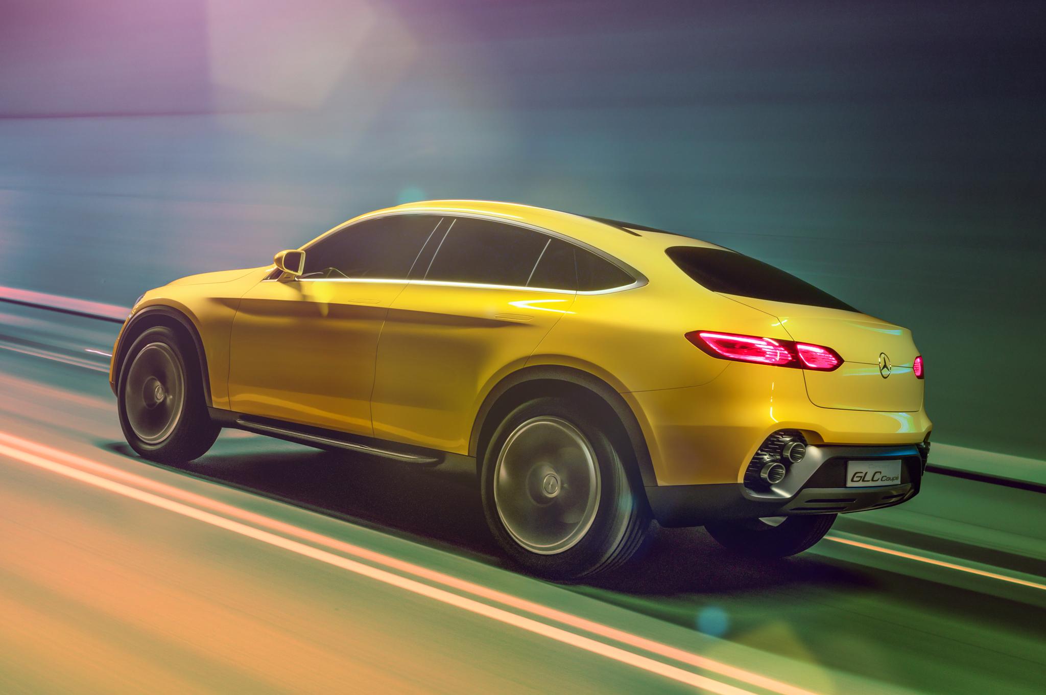 Mercedes:Benz GLC 2016 : La fin d'une époque