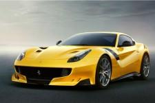 Ferrari F12 TDF : le Tour de France en Ferrari?
