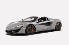McLaren 570s Spider 2017: le résultat d'une reconquête