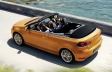 Volkswagen Golf : Un cabriolet revu pour 2016