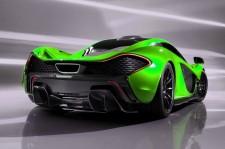 McLaren P1 : Fini la production