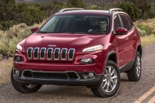 Jeep Cherokee 2016 : une version Overland