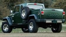 Jeep Wrangler 2017 : une version camionnette
