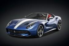 Ferrari F60 America : la livraison a débuté